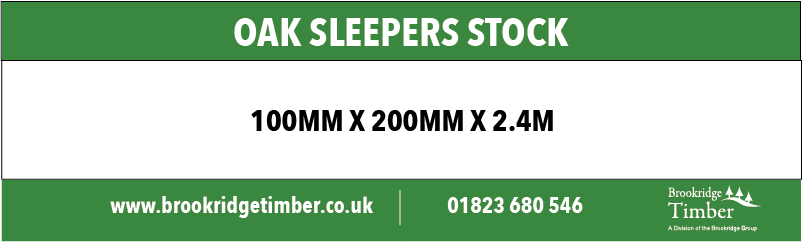 Railway Sleepers | Brookridge Timber | South West Importers